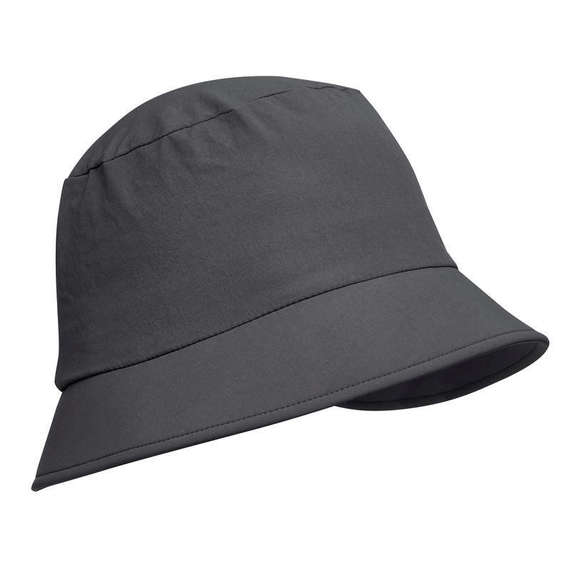 Mountain Trekking Hat Trek 100 - Dark grey