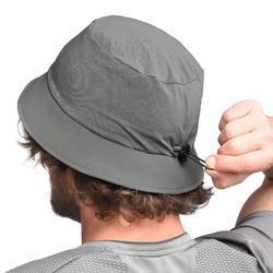 Mountain Trekking Hat Trek 100 - Khaki