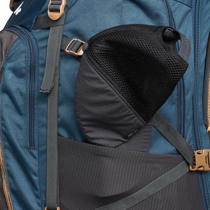 Casquette de Trekking voyage | TRAVEL 500 gris foncé
