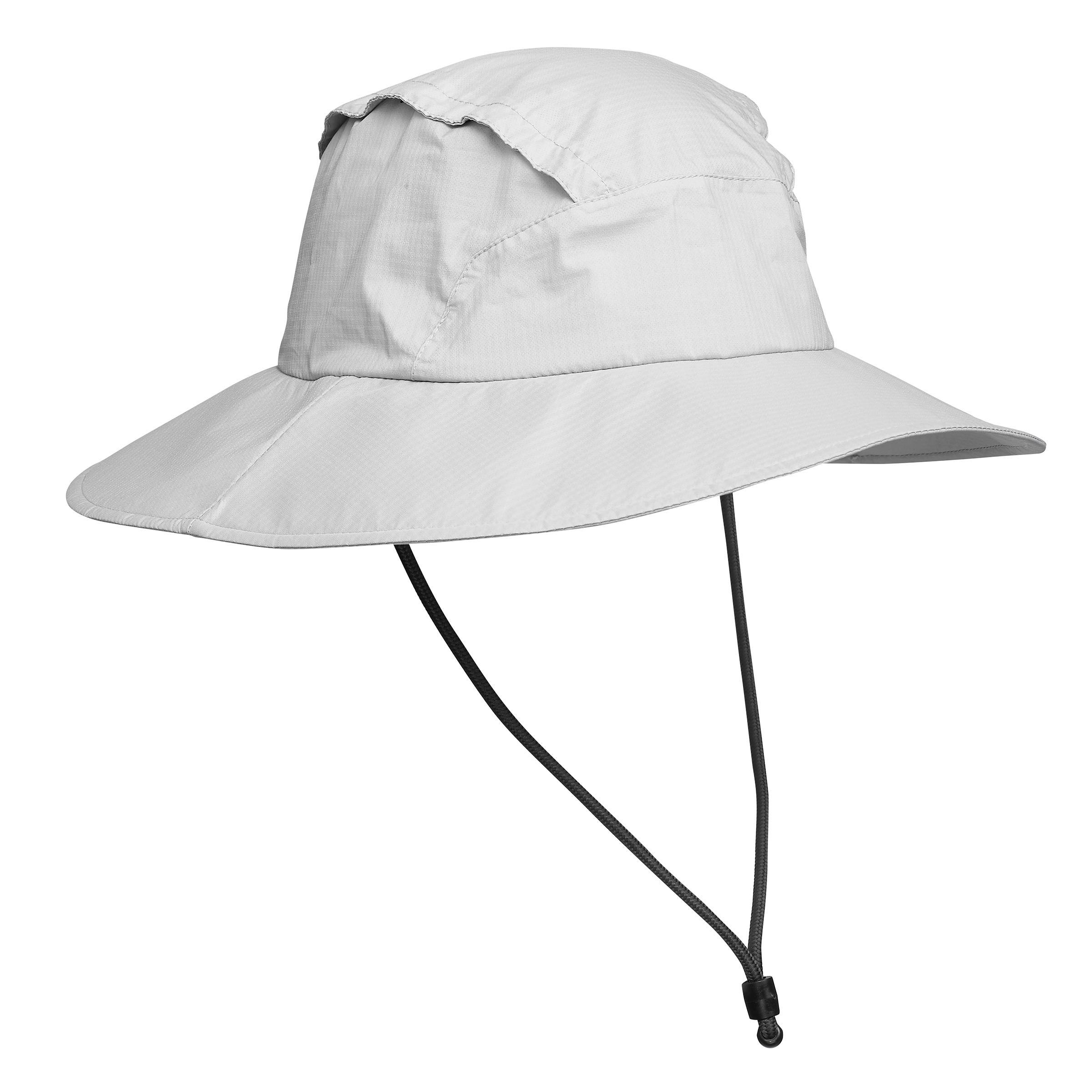 Forclaz Waterdichte hoed voor bergtrekking Trek 900