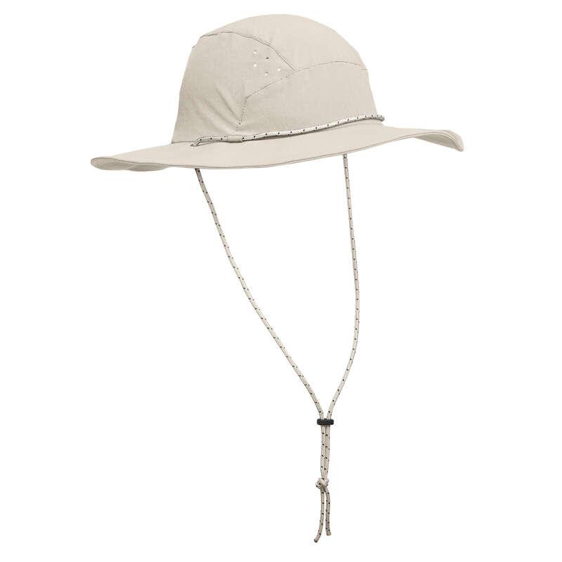 CAPPELLI E FASCE MONTAGNA ADULTO Sport di Montagna - Cappello uomo TREK500 ANTI UV FORCLAZ - Sport di Montagna