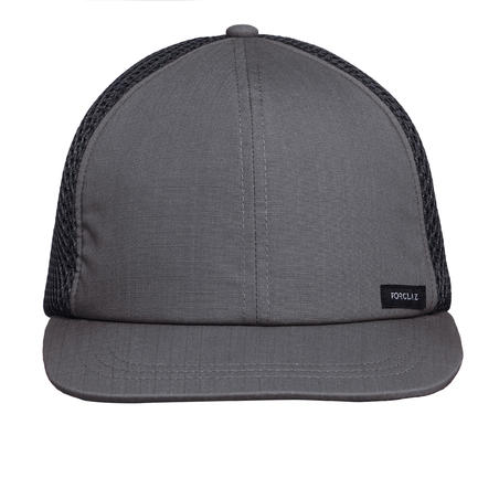 Travel 500 Trekking Cap Dark grey