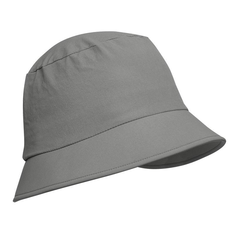 Topi Trekking Gunung Trek 100 - Khaki