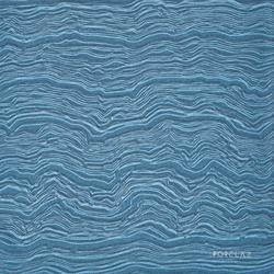 Braga de cuello de trekking en montaña multiposición - TREK 100 azul gris