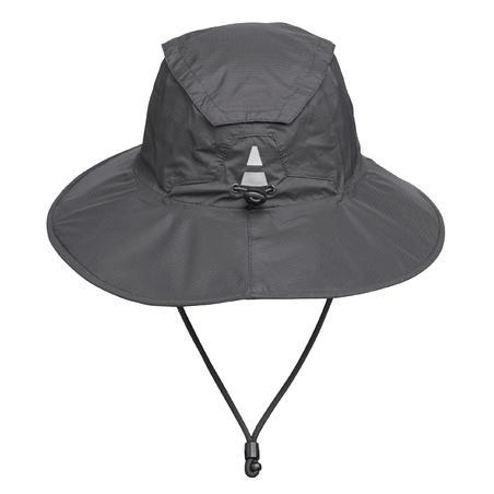 Trek 900 Waterproof Mountain Trekking Hat Dark Grey