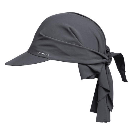 Topi Mendaki Gunung Sangat Ringkas Trek 100 - Abu-abu Gelap