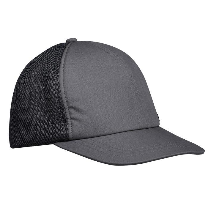 Schirmmütze Cap Travel 500 dunkelgrau