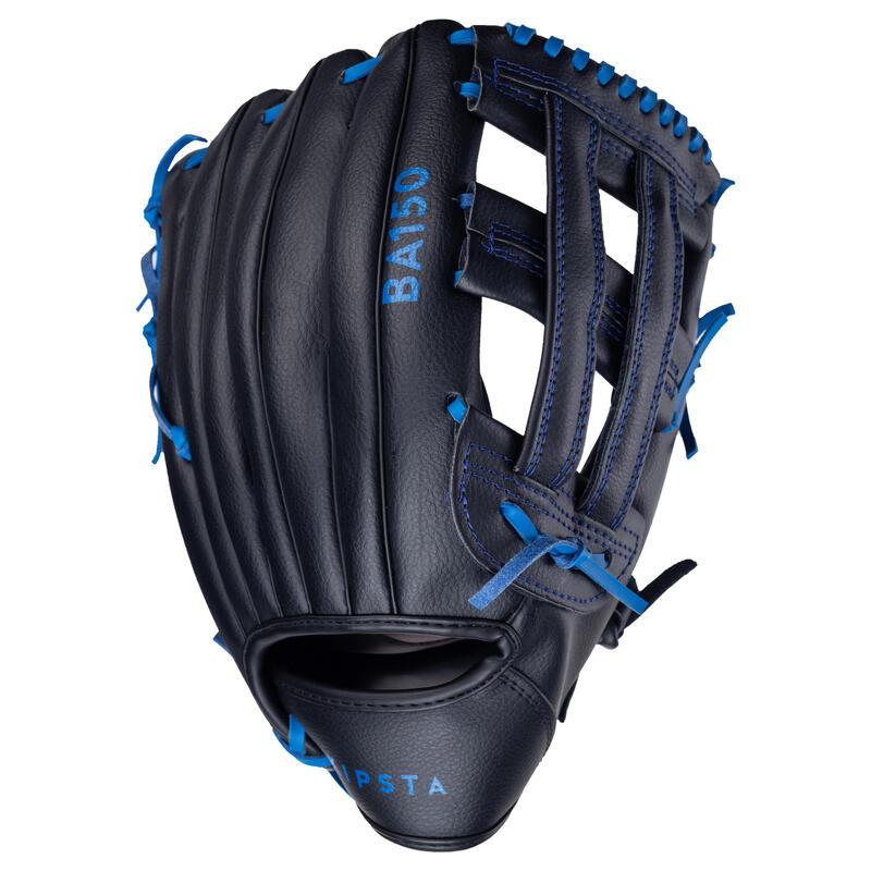 Baseballhandschoen BA150 blauw