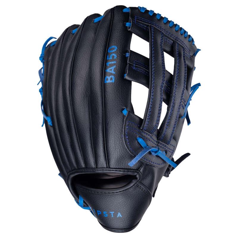 Baseball ütők és labdák USA csapatsportok, rögbi - Balkezes baseball kesztyű  KIPSTA - Baseball