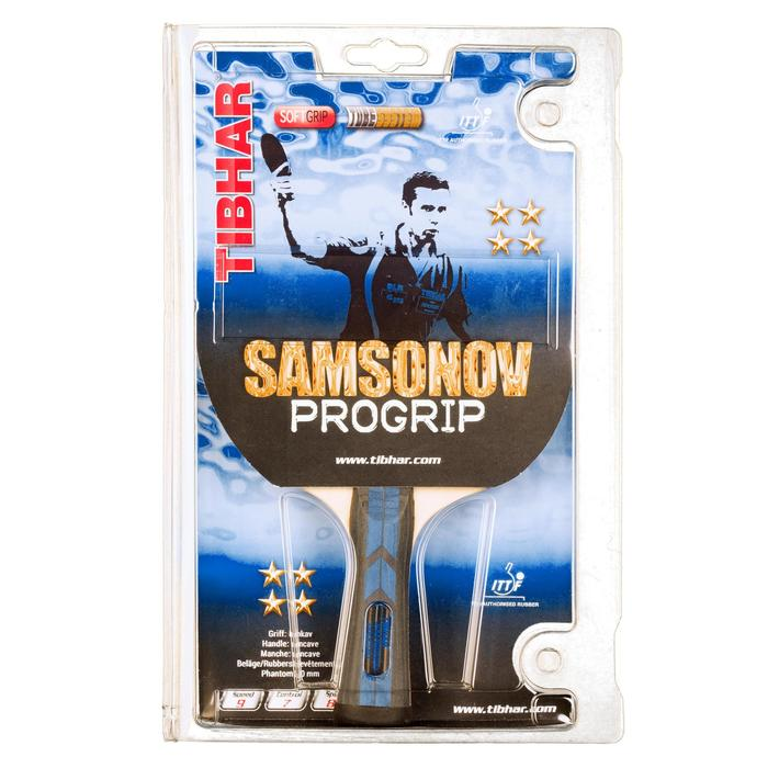 Tafeltennisbatje Samsonov Progrip 4* ITTF