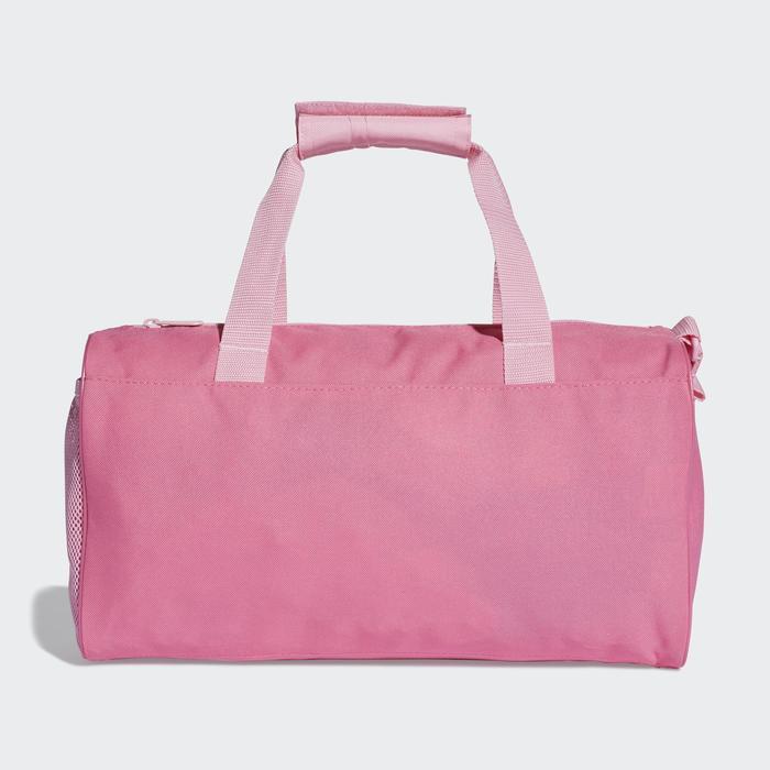 Bolsa de deportes gimnasio Cardio Fitness Adidas Linear XS rosa
