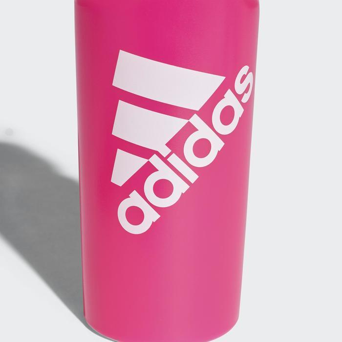 Bidón Adidas de fitness rosa