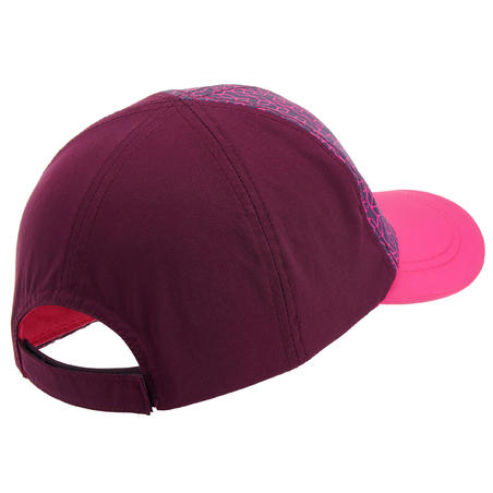 MH100 Children's Hiking Cap - Purple