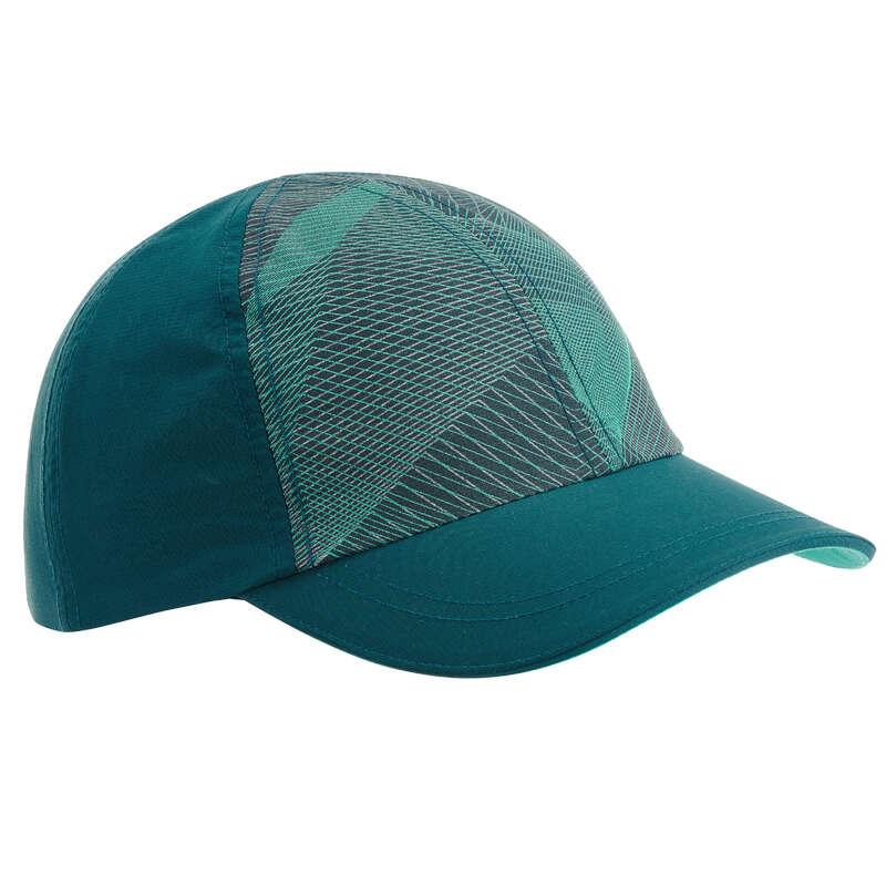 CAPPELLINI BAMBINI Sport di Montagna - Cappellino bambino MH100 verde QUECHUA - Trekking bambino