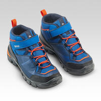 MH120 mid hiking shoes – Kids 10 - ad. 2