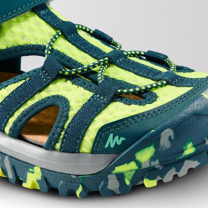 MH150 JR Children's hiking sandals - green