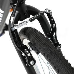 700C RIVERSIDE 100 混合單車 - 黑色