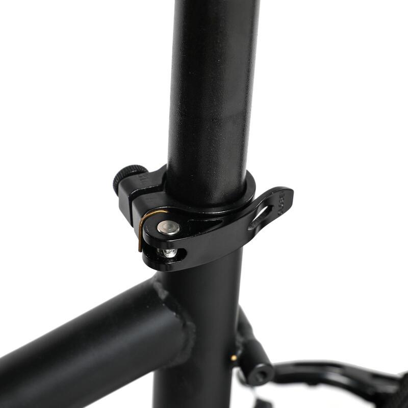 จักรยานรุ่น Riverside 100 (สีดำด้าน)