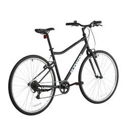 混和自行車100 Riverside 消光黑