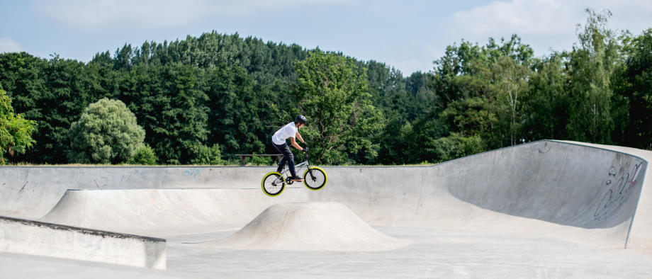 BMX-decathlon