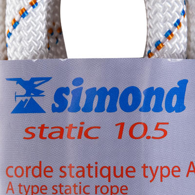 Semi Static Rope 10.5mm x 5m
