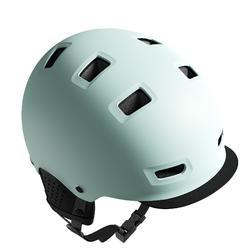 城市自行車碗狀安全帽500 - 薄荷綠
