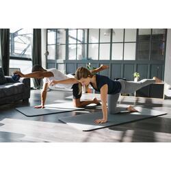 Pilates bal 450 g grijs