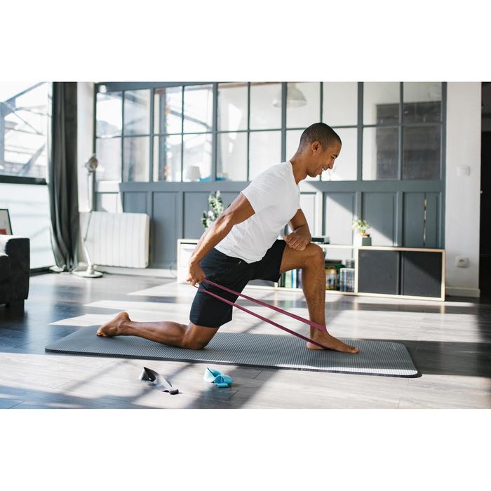 Pilates Mini-Elastikband 100 ×3