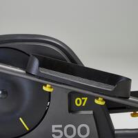 Vélo elliptique connecté EL 500