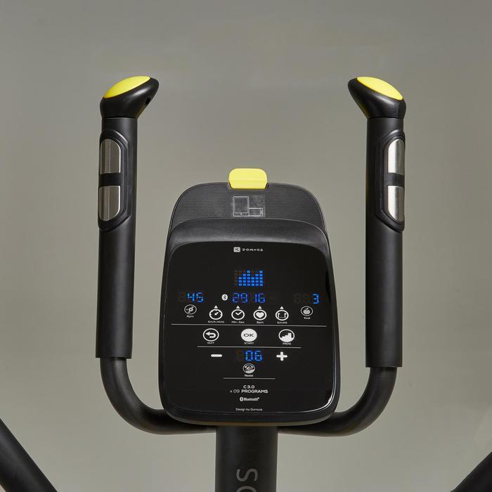 Bicicleta Elíptica Manillar Regulable Domyos EL500