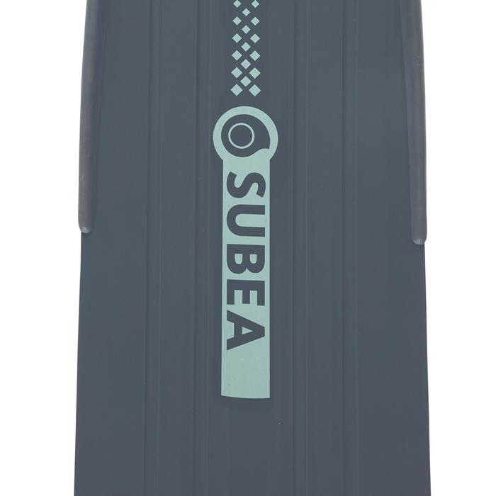 FRD 500 free-diving fins - storm grey