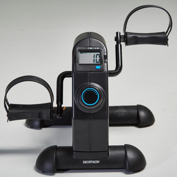 Pedaleador Cardio Fitness Domyos Mini Bike negro