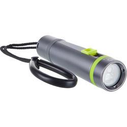 Tauch-Lampe aufladbar SCD 400 Lumen 2700 Lux 2 Lichtkegel