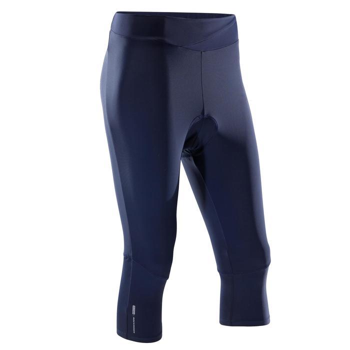 MTB-broek ST500 dames marineblauw