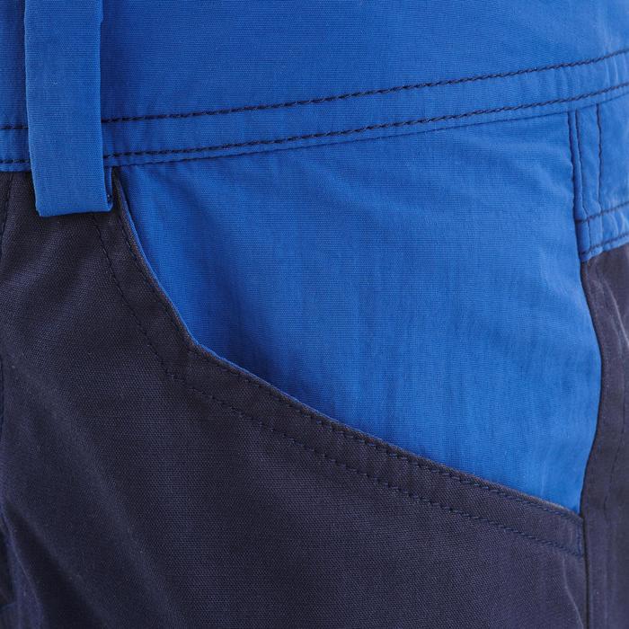 Wandelbroek voor kinderen MH100 marineblauw