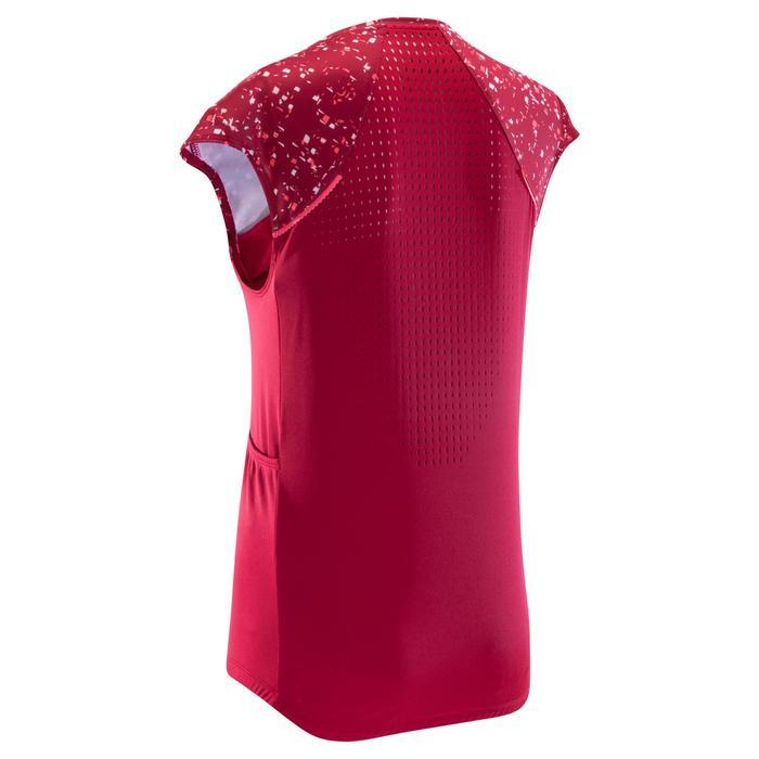 MTB-Trägertrikot ST 500 Damen rosa