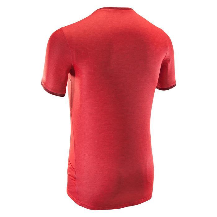 ST100 Short Sleeve Mountain Bike Jersey - Red