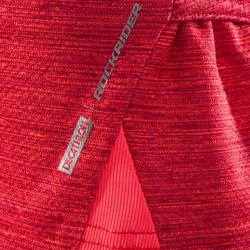 Kurzarm-Radtrikot MTB ST 100 rot/rosa