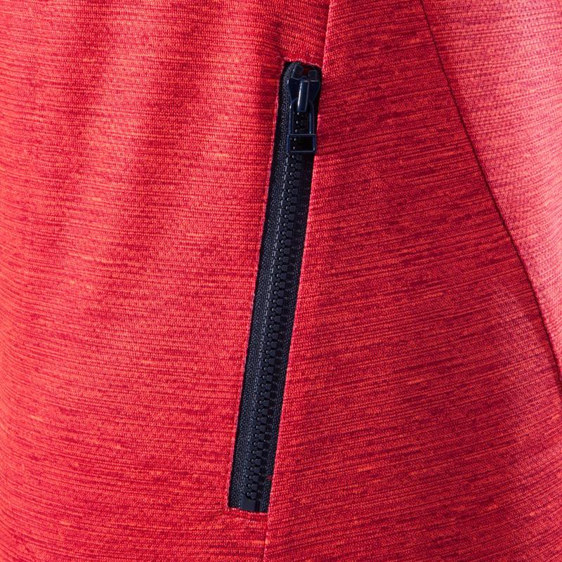 เสื้อปั่นจักรยานเสือภูเขาแขนสั้นรุ่น ST 100 (สีชมพู)