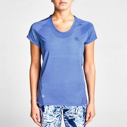RUN LIGHT WOMEN'S T-SHIRT - LAVENDER BLUE