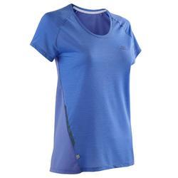 RUN LIGHT WOMEN'S T-SHIRT - LAVENDER BLUE