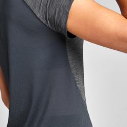 Run Light Women's Running T-shirt - Grey