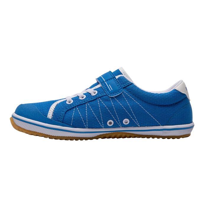 Badmintonschoenen voor kinderen BS 100 blauw