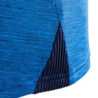 ST 100 Short-Sleeved Mountain Biking Jersey - Blue