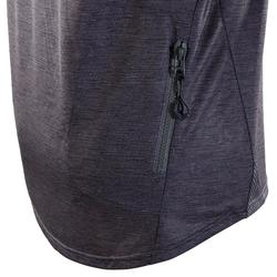 MTB-shirt met korte mouwen ST100 zwart