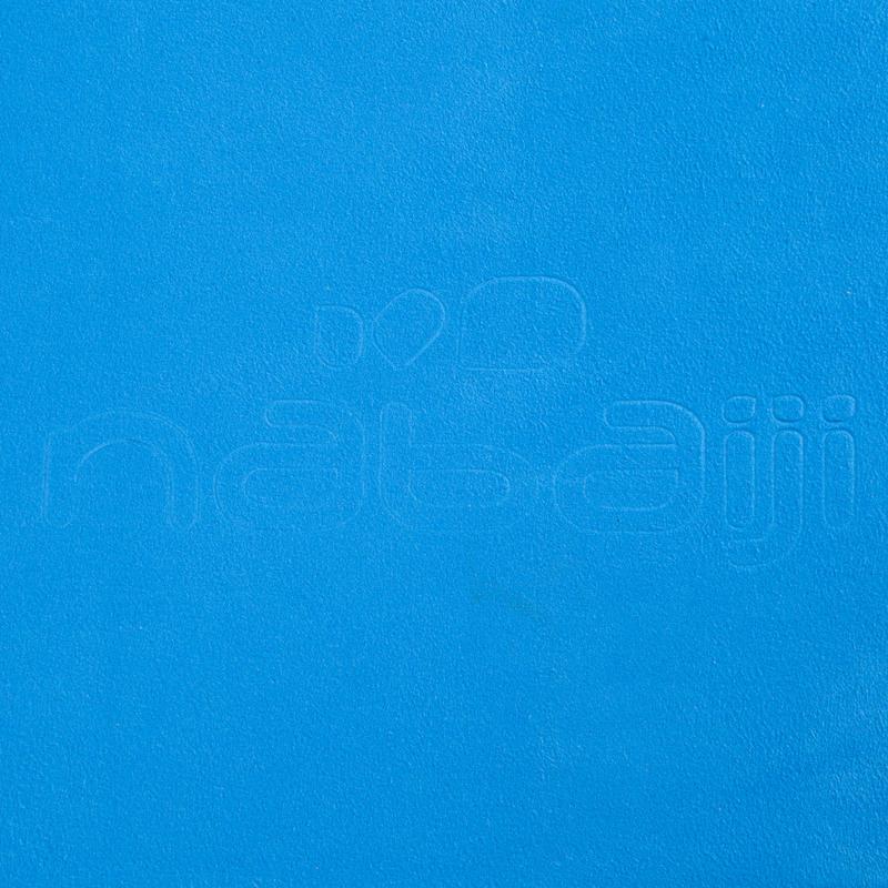 Swimming Microfibre Towel Size M 65 x 90 cm - Blue