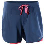 ST 500 Women's Mountain Biking Shorts - Blue