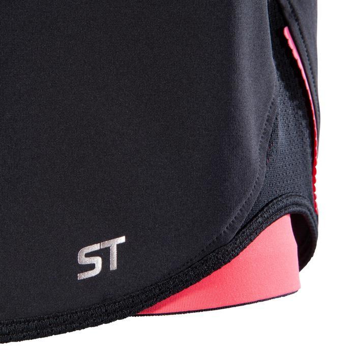 Short VTT ST 500 femme Noir