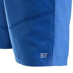 Mountainbike-Shorts 100 MTB Herren blau