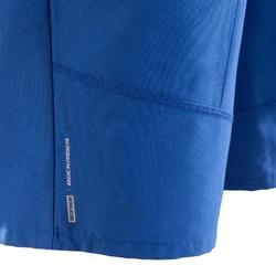 Mountainbikeshort 100 heren blauw